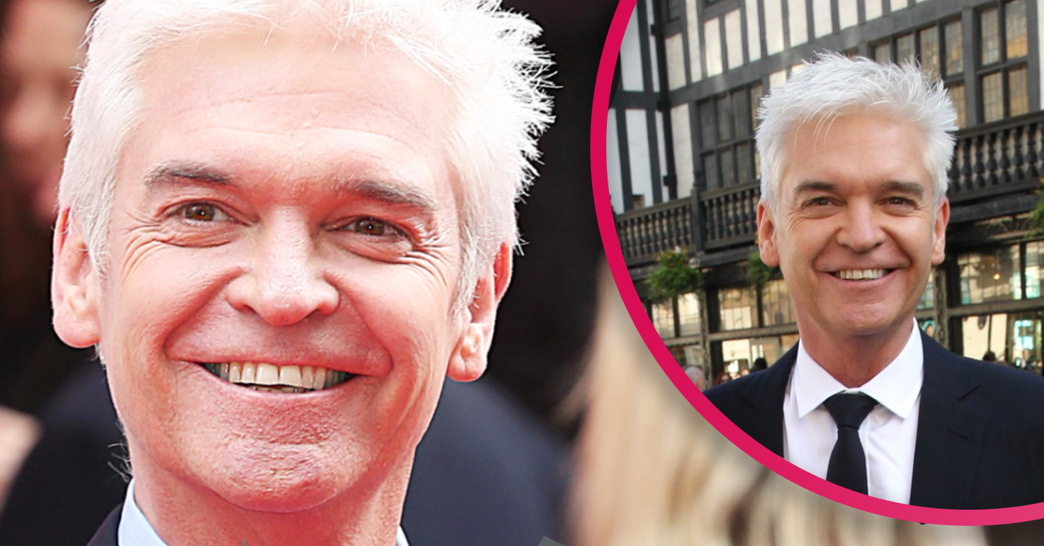 Phillip Schofield shares the importance of 'not judging' in Instagram post