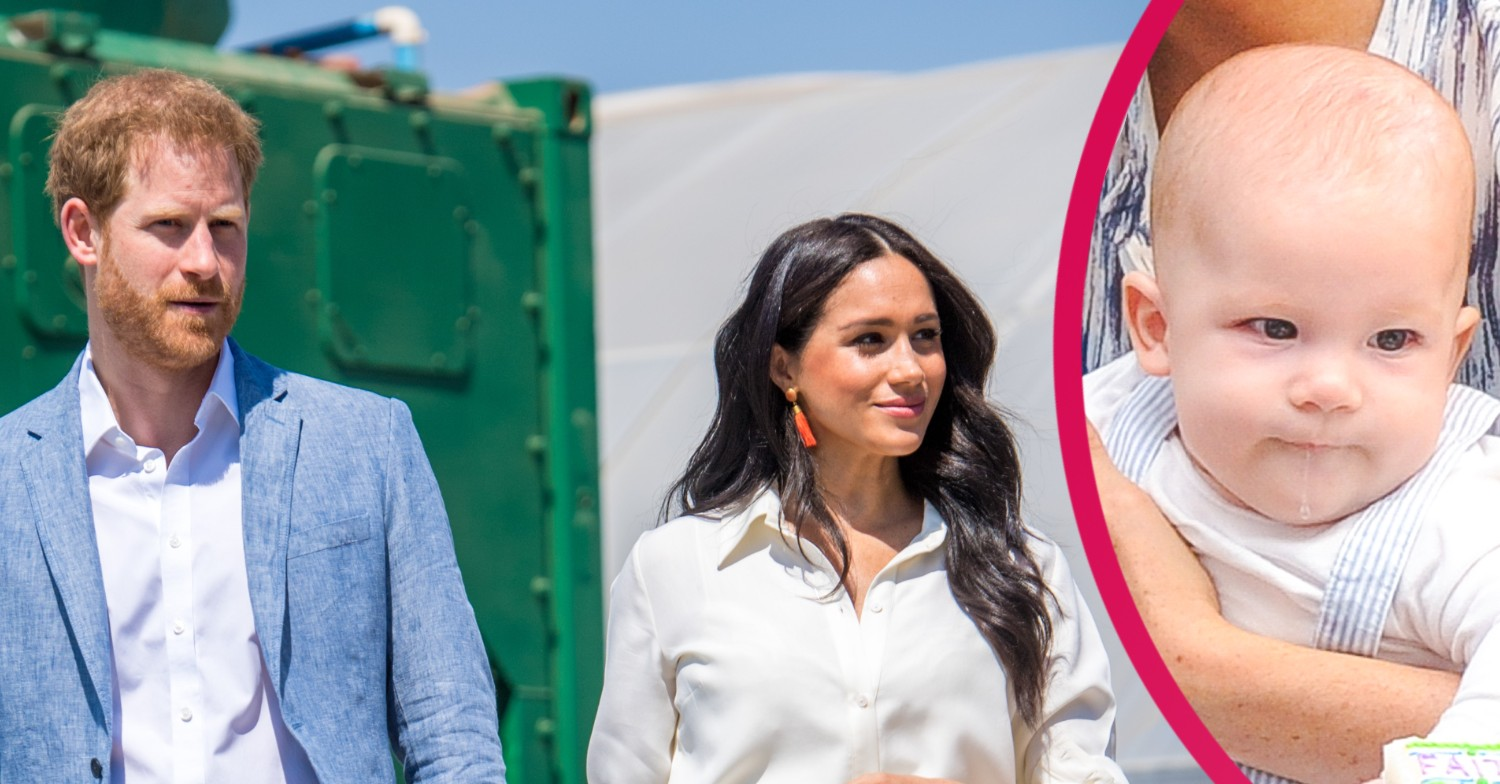 Prince Harry and Meghan Markle launch legal action over drone pictures