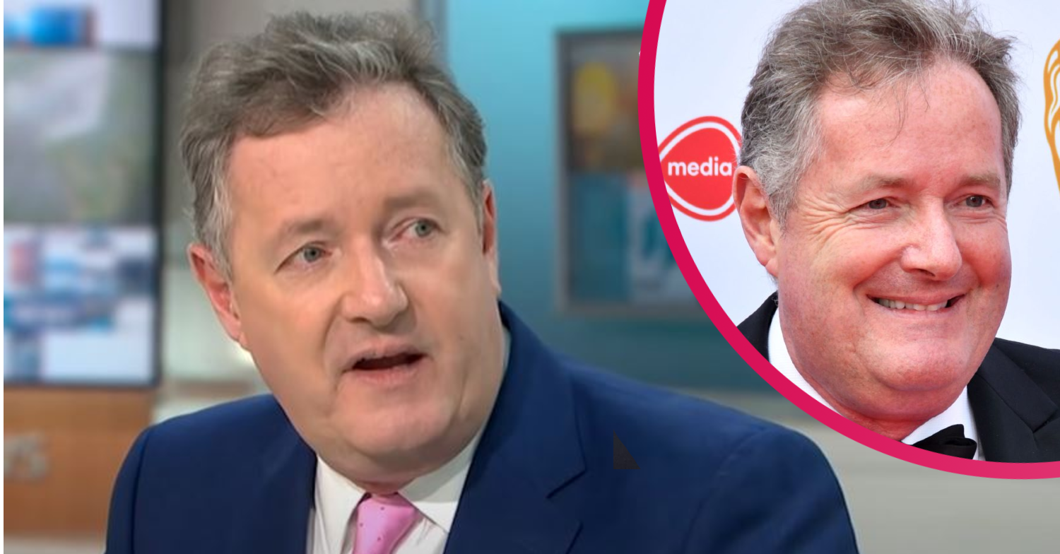 Piers Morgan pays tribute to 'brilliant' friend who died last year