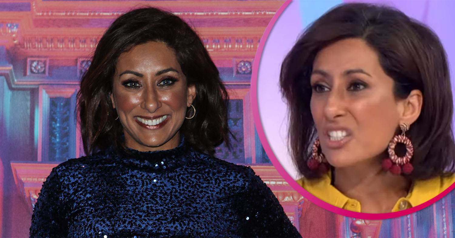 Saira Khan poses in bikini to show off 'inner' transformation