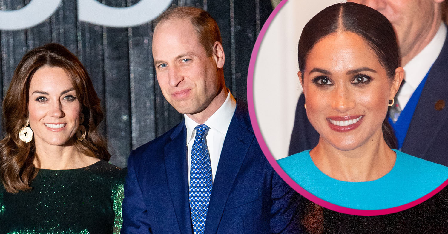 Kate Middleton and Prince William: Pals 'hit back after book claims they snubbed Meghan on final engagement'