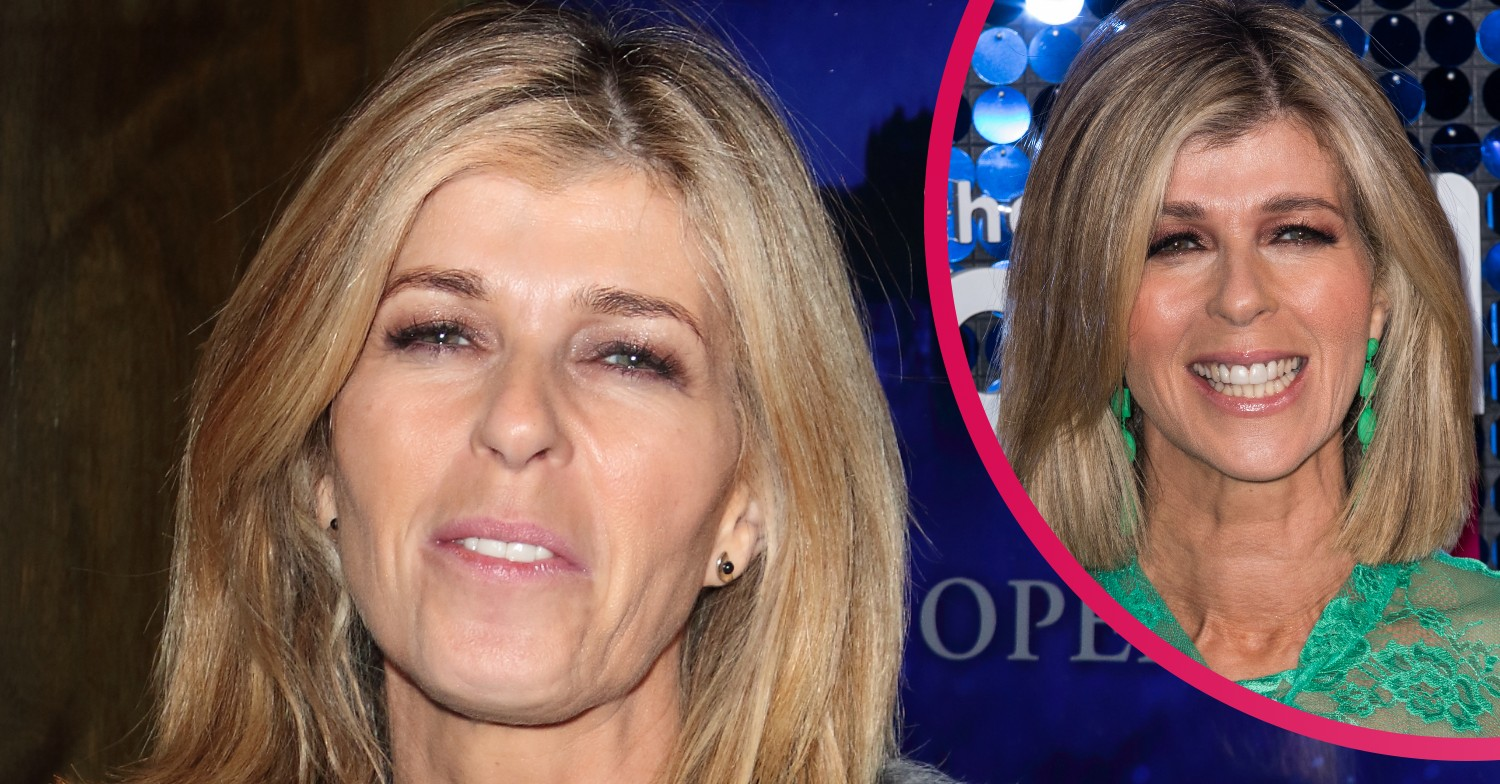 Kate Garraway thanks police after 'utterly terrifying' motorway incident