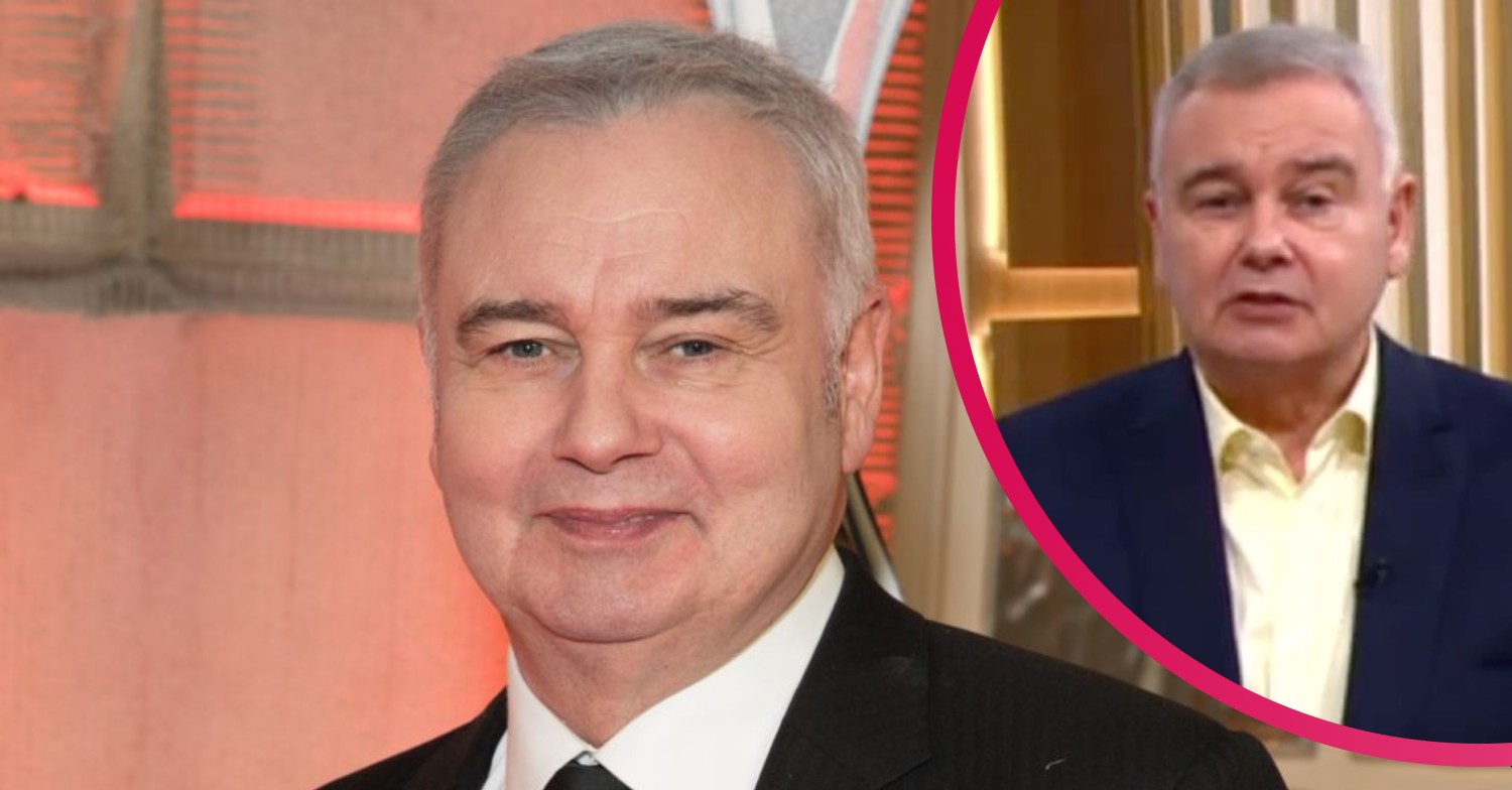 Eamonn Holmes bids farewell to his mum in sweet picture on break in Northern Ireland