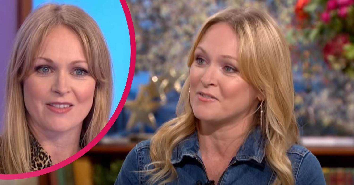Emmerdale's Michelle Hardwick shows growing bump in family picture
