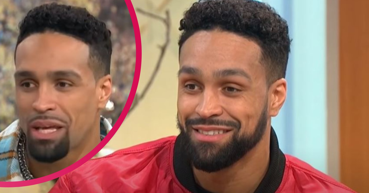 Ashley Banjo melts hearts with video of son Micah's first 'real laughs'
