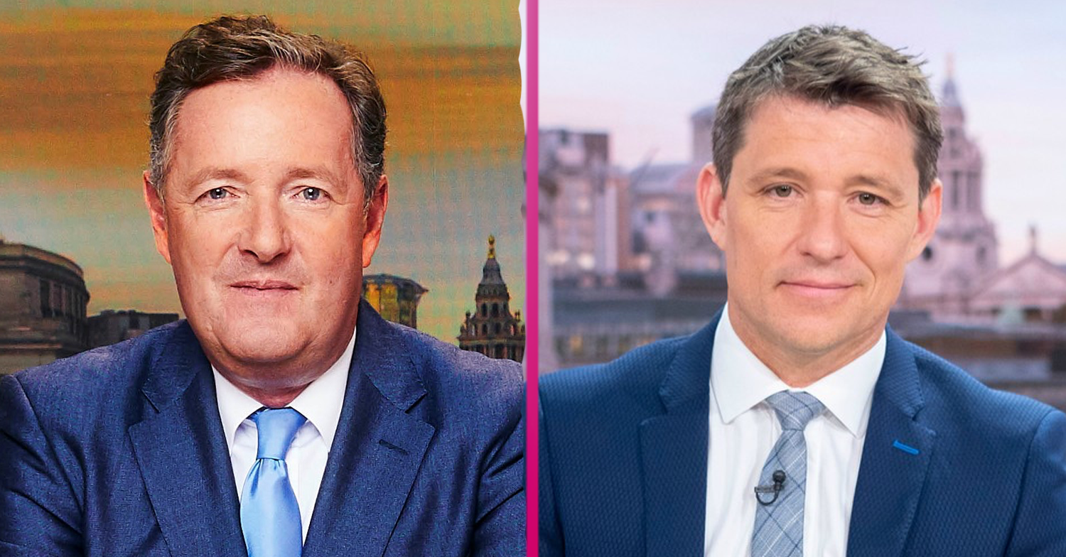 When is Piers Morgan back on GMB? Good Morning Britain presenter replaced by Ben Shephard
