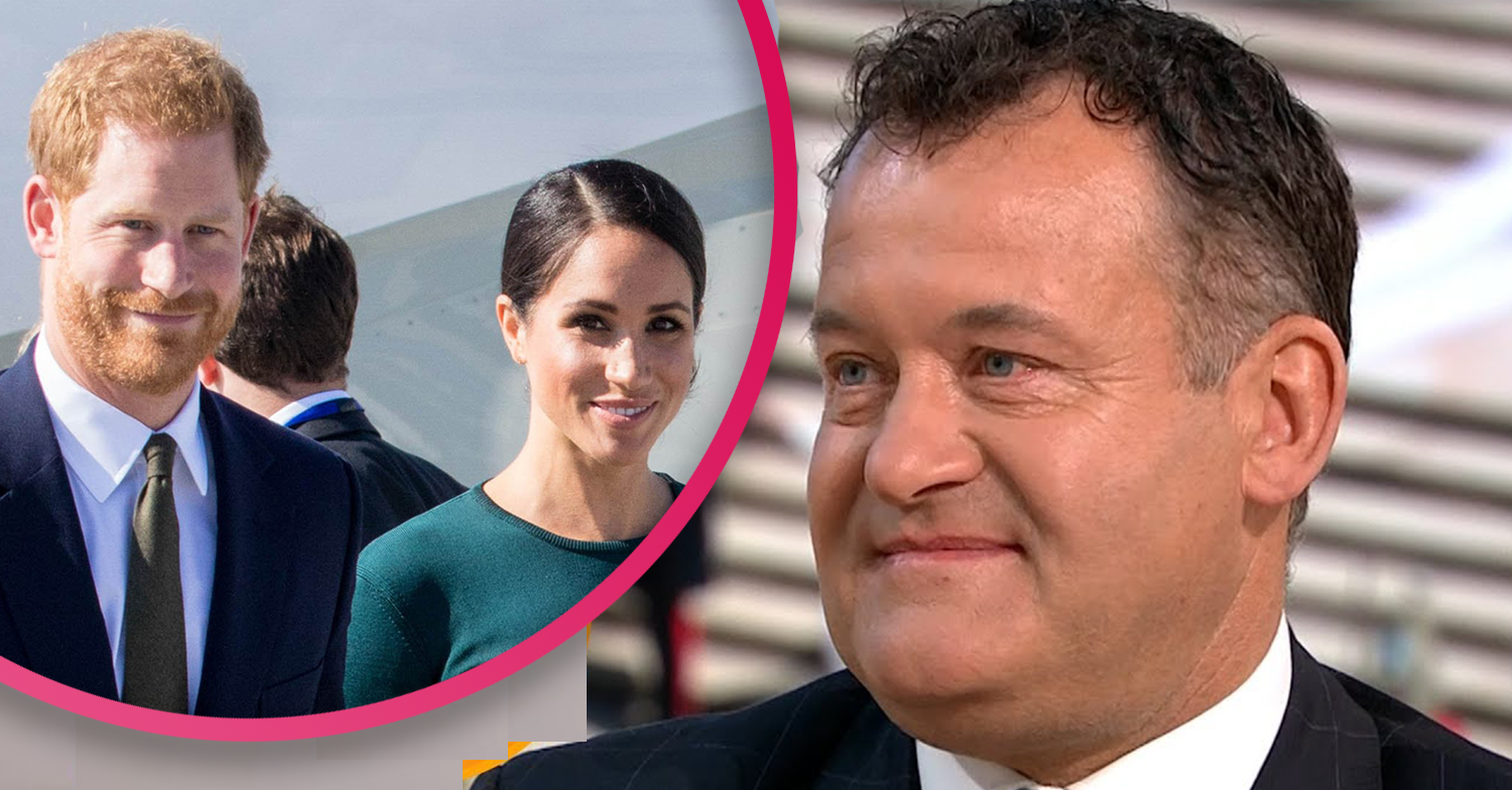 Paul Burrell says Meghan Markle and Prince Harry book claims are accurate