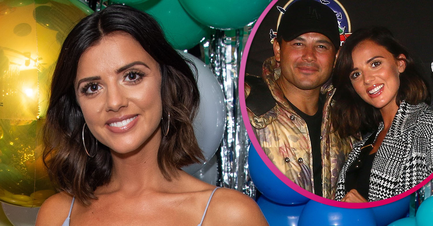 Lucy Mecklenburgh and Ryan Thomas 'in tears' as she shares video of stunning engagement party