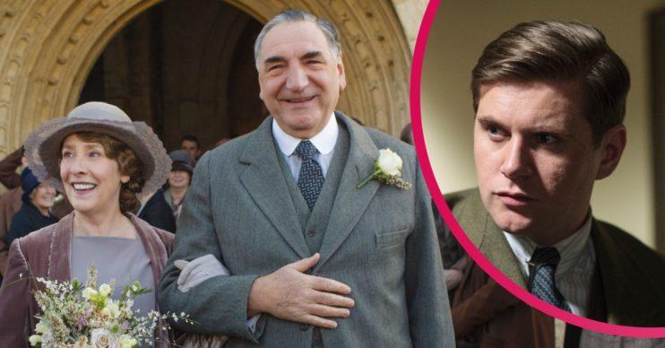 Downton Abbey new series credit ITV