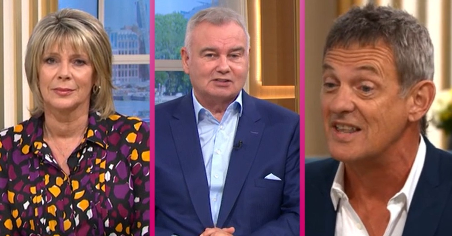 Matthew Wright responds to hair jokes after This Morning appearance