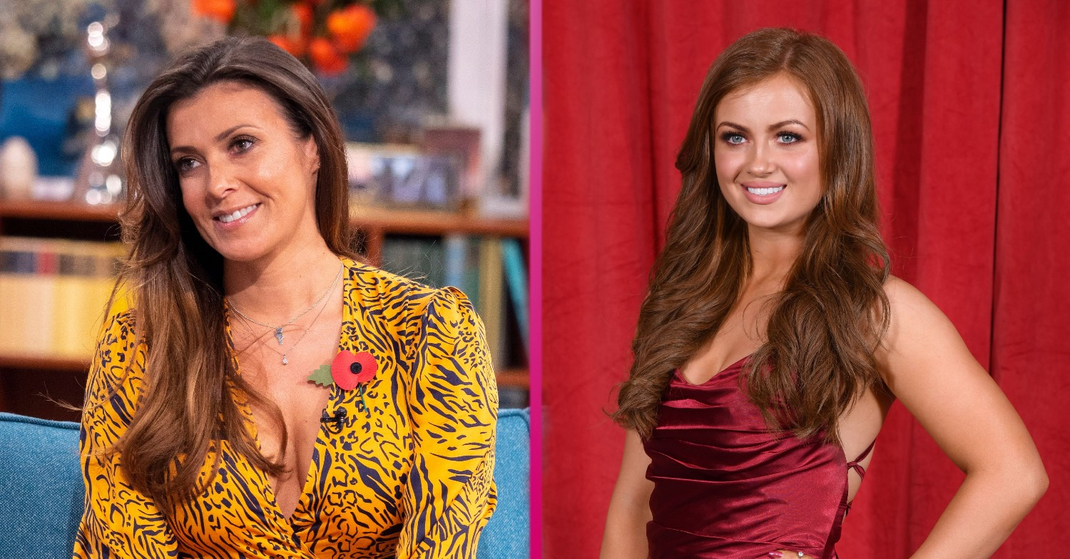 Kym Marsh slams 'silly' Maisie Smith for smoking 'spliff'