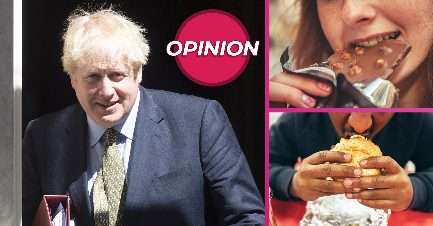OPINION: 'Boris Johnson's obesity crackdown sucks all the joy out of life'