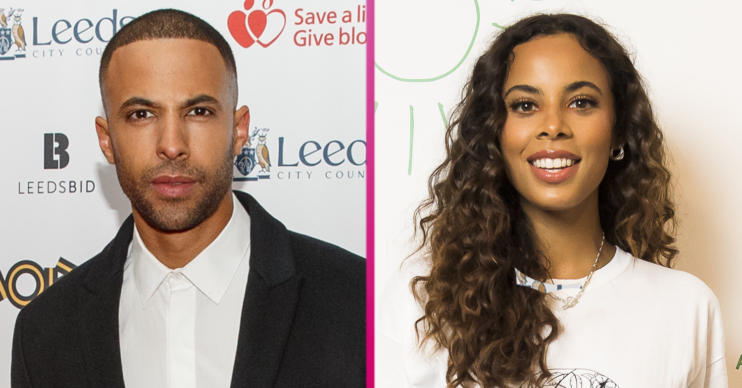 Marvin Humes Rochelle Humes