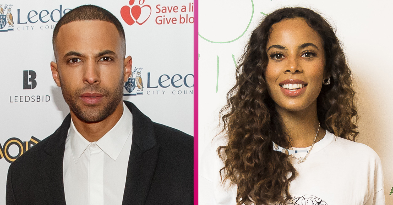 Rochelle Humes shares stunning wedding throwback pictures