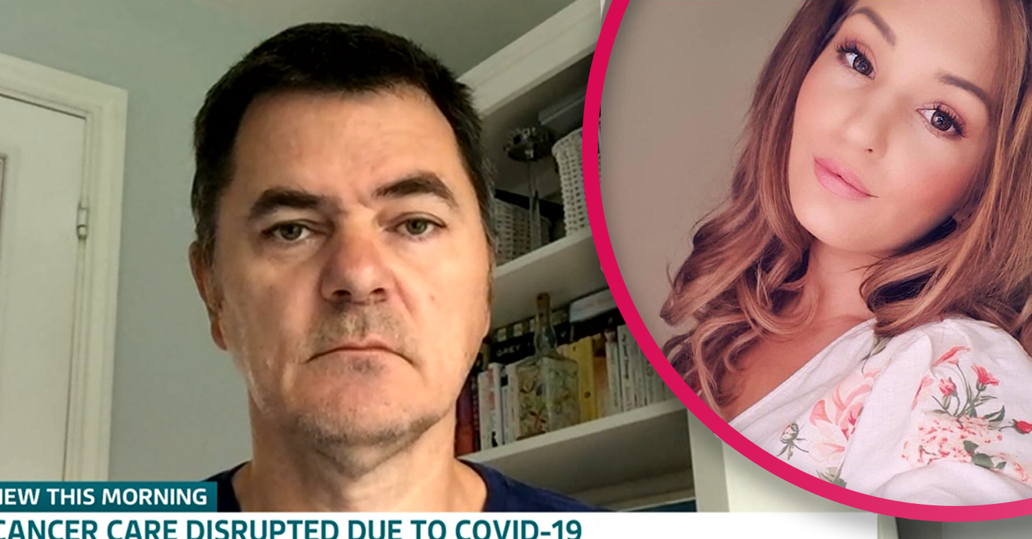 GMB viewers rush to sign cancer petition after father's heartbreaking interview