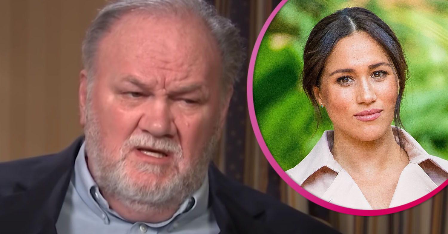 Meghan Markle's dad lashes out at her for 'whining' and 'complaining'