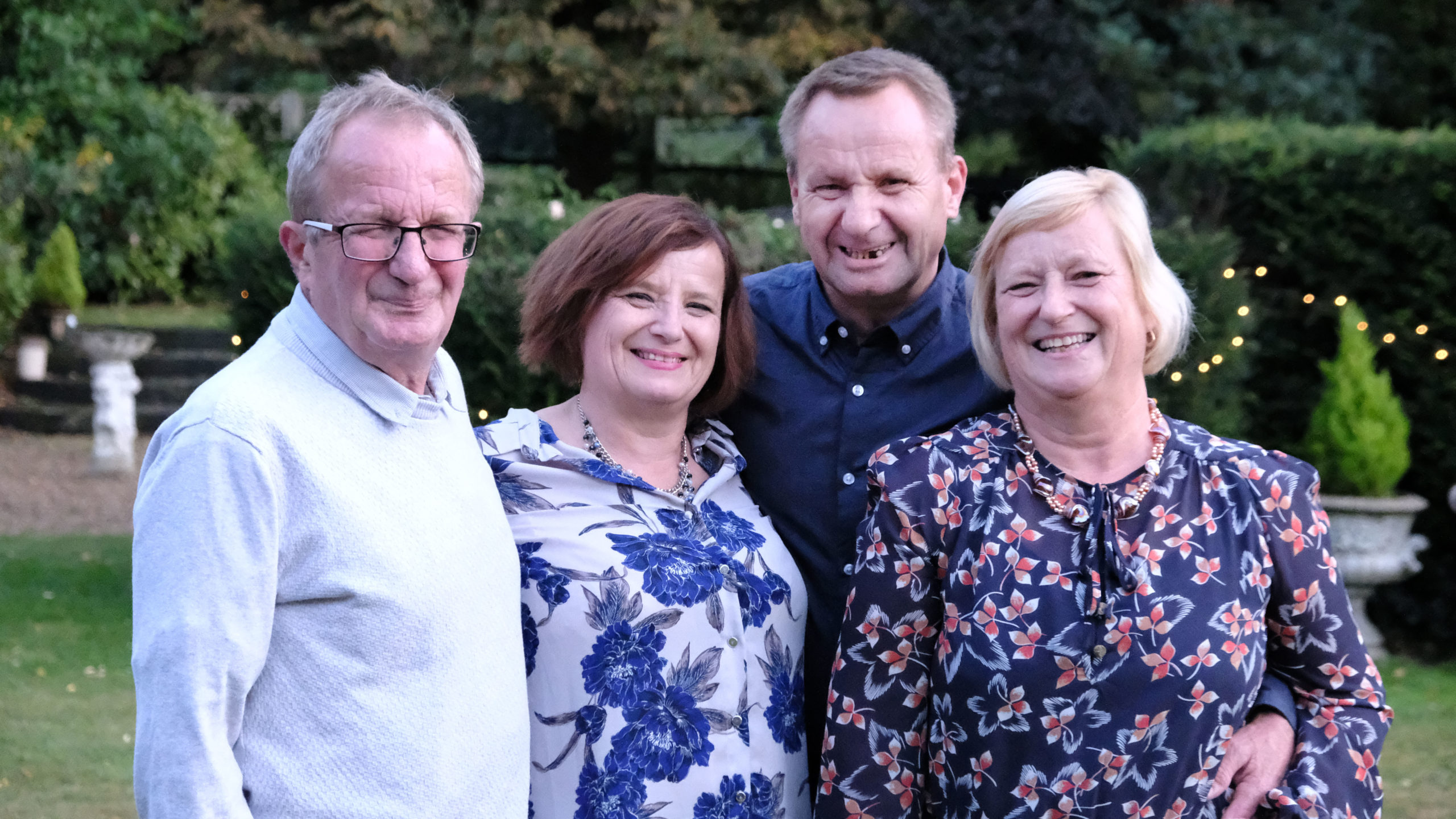 Simon Jeffery Long Lost Family ITV