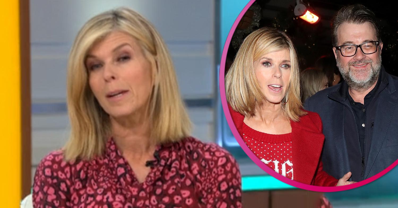 Kate Garraway reveals 'tough' visit to see husband Derek in hospital