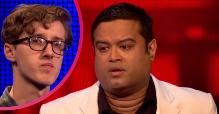 The Chase ITV Alfred Paul Sinha
