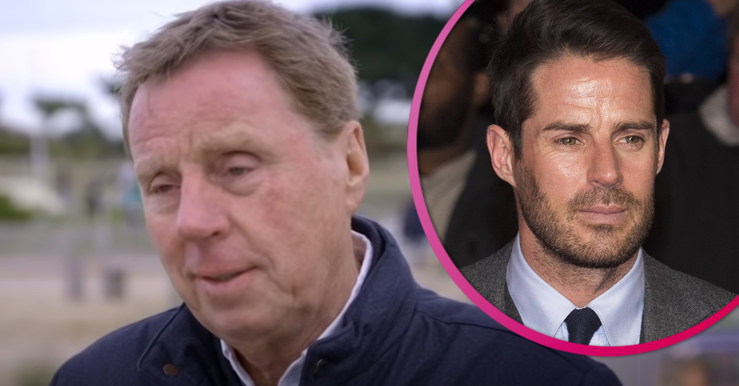 Harry Redknapp poses for sweet beach photo with son Jamie and grandsons in birthday tribute