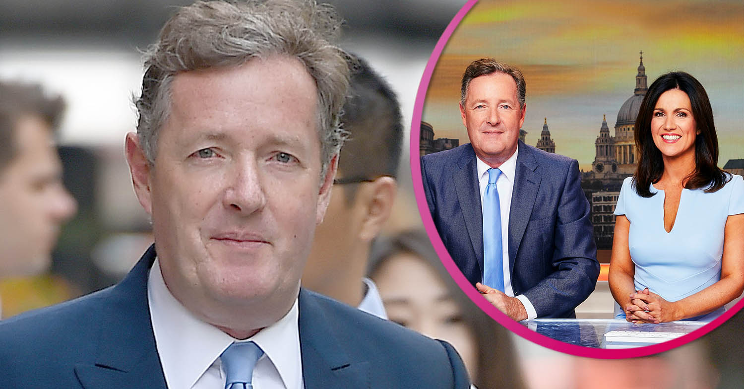 Piers Morgan fans poke fun at him as he shares 'midnight skinny-dip' post on break from GMB