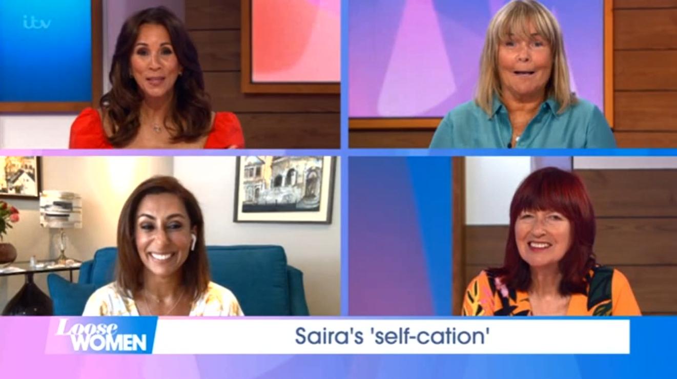 Loose Women panel show cut short Tue July 28 ITV