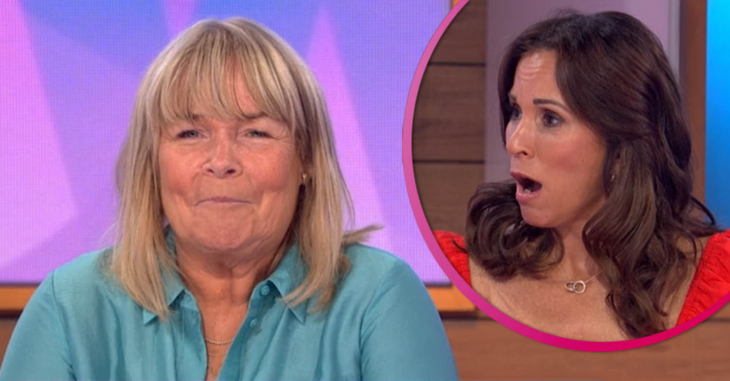 Linda Robson shocks Loose Women co-stars as she reveals she was mugged 'for bag of dog poo'