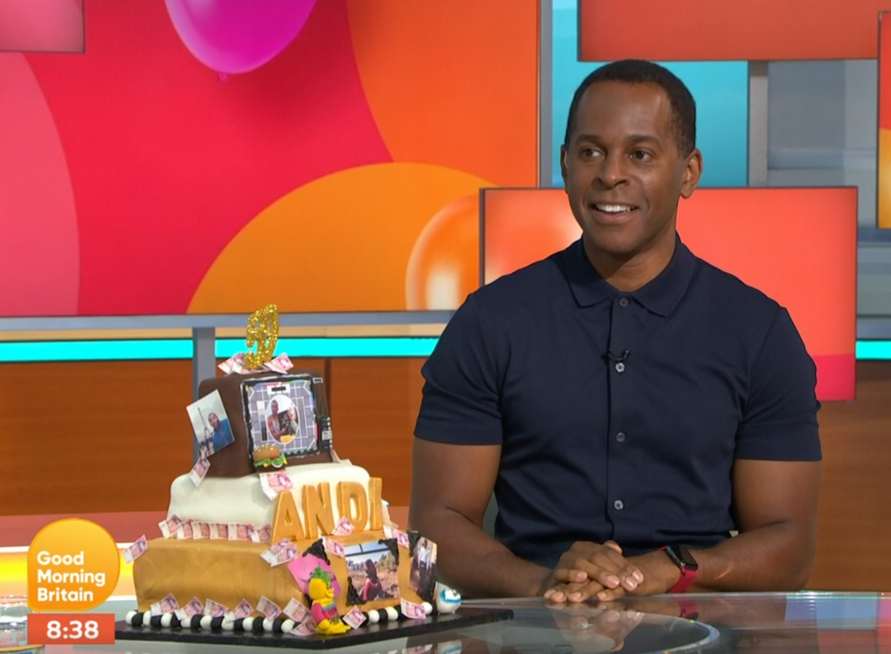 Andi Peters age
