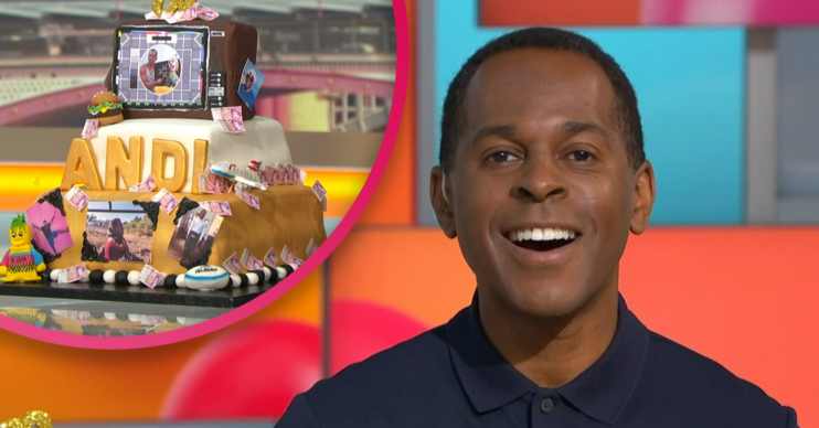 Andi Peters age birthday