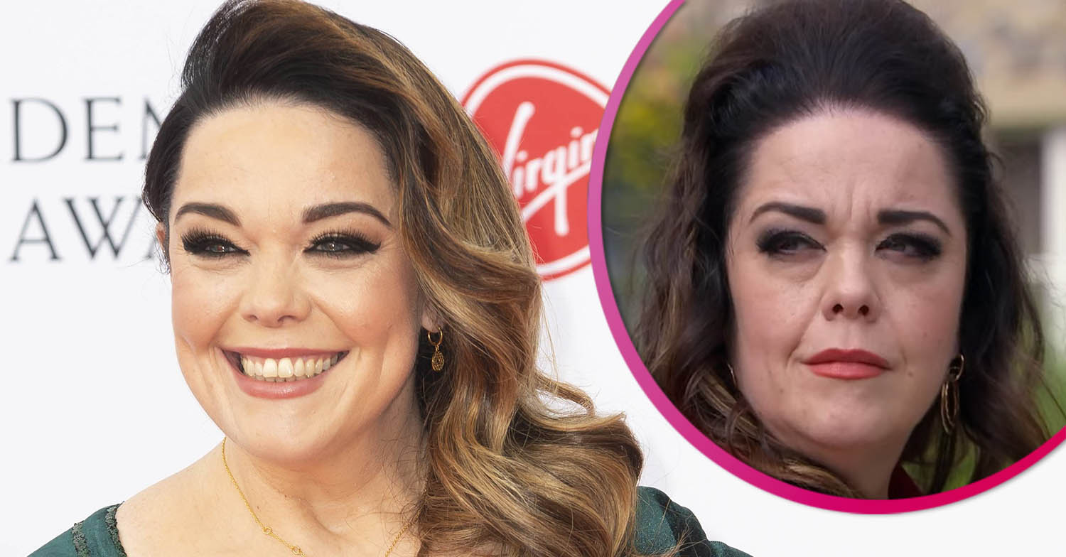 Lisa Riley shares emotional tribute to late mum eight years after she died