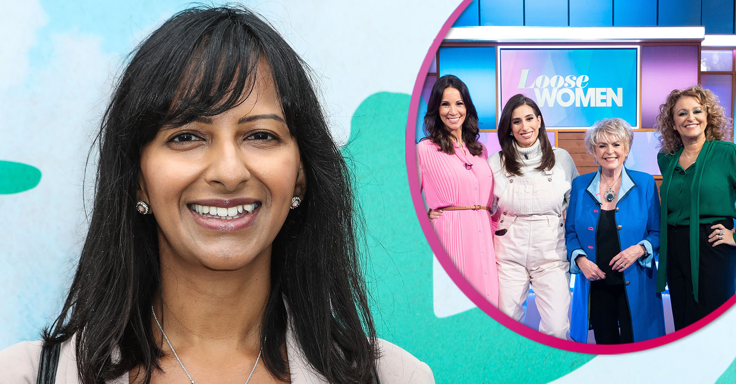 Ranvir Singh hits back at criticism as she confirms Loose Women return