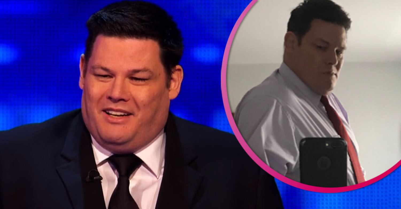 Mark Labbett stuns fans as he shows off impressive weight loss