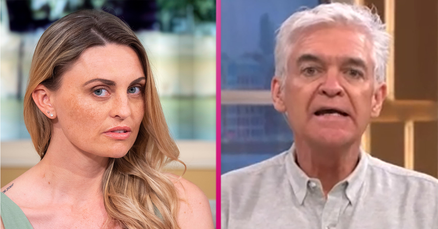 This Morning guest claims she wanted to die after Phillip Schofield insulted her nose job