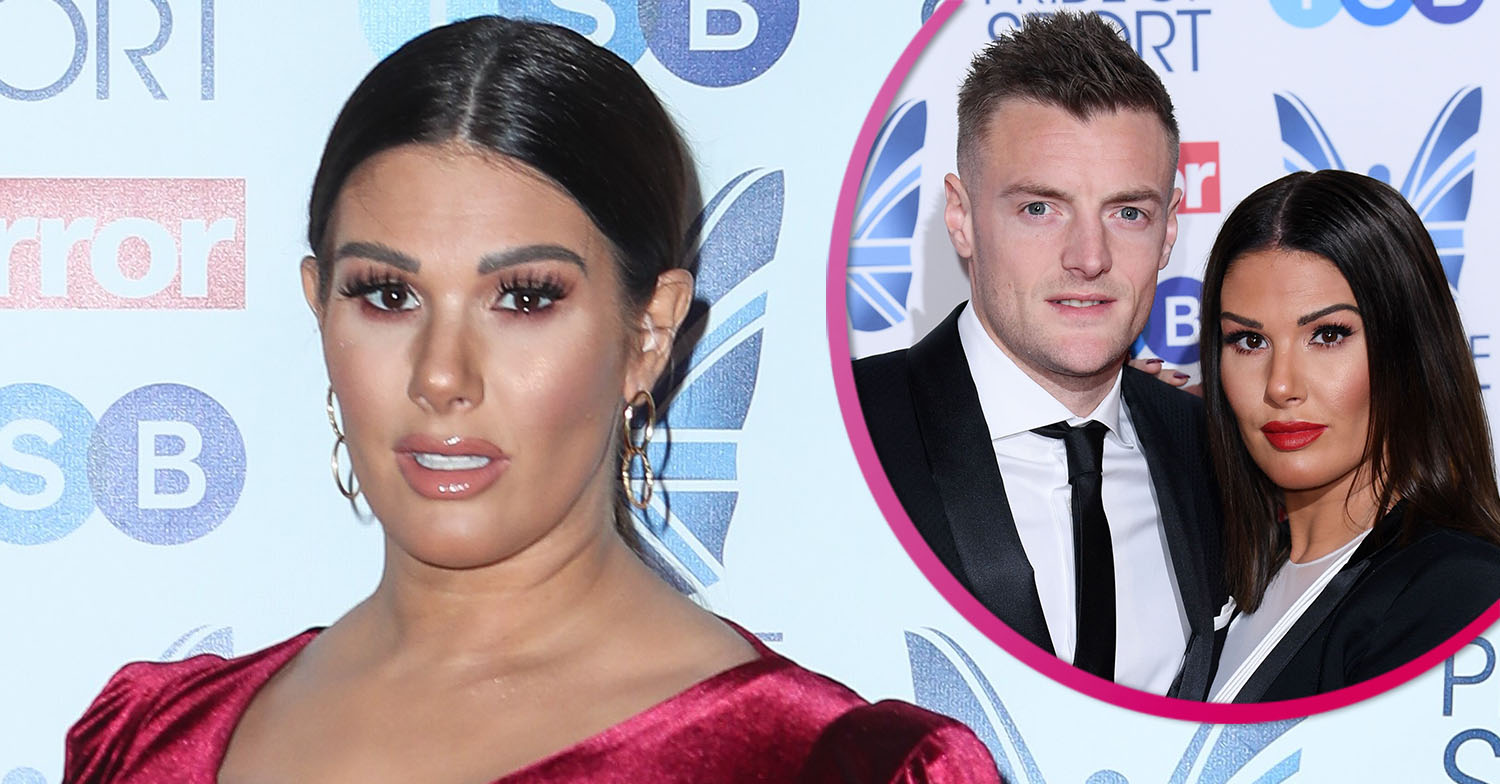 Rebekah Vardy slams trolls calling her 'fat' and a 'whale' after beach photos on family holiday