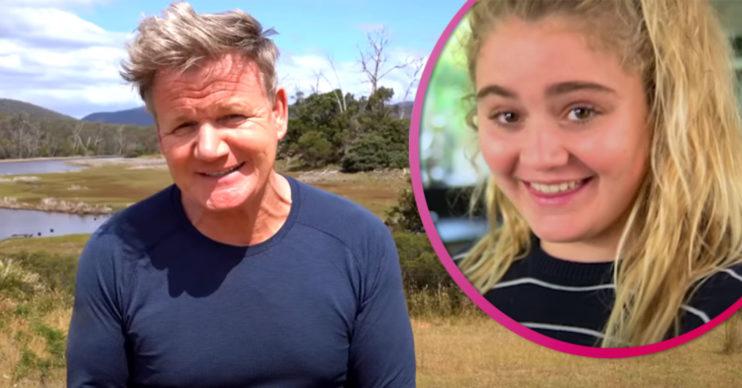 Gordon Ramsay's daughter