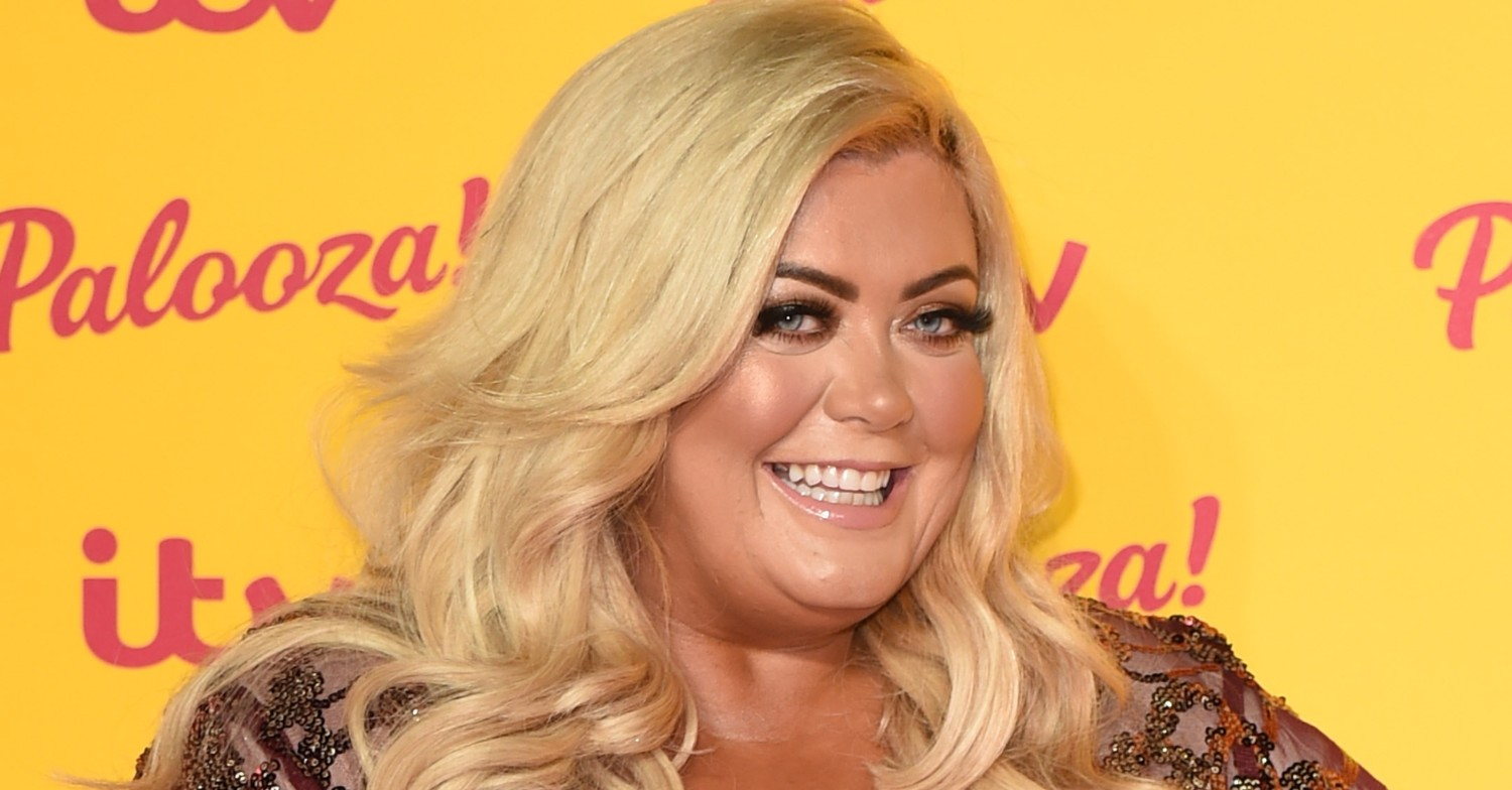 Gemma Collins stuns in 'unedited' swimsuit photos on Greek holiday