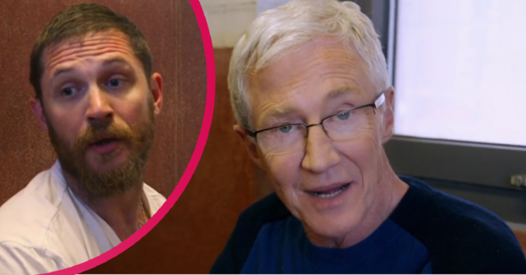 Paul O'Grady, Tom Hardy, For the Love of Dogs