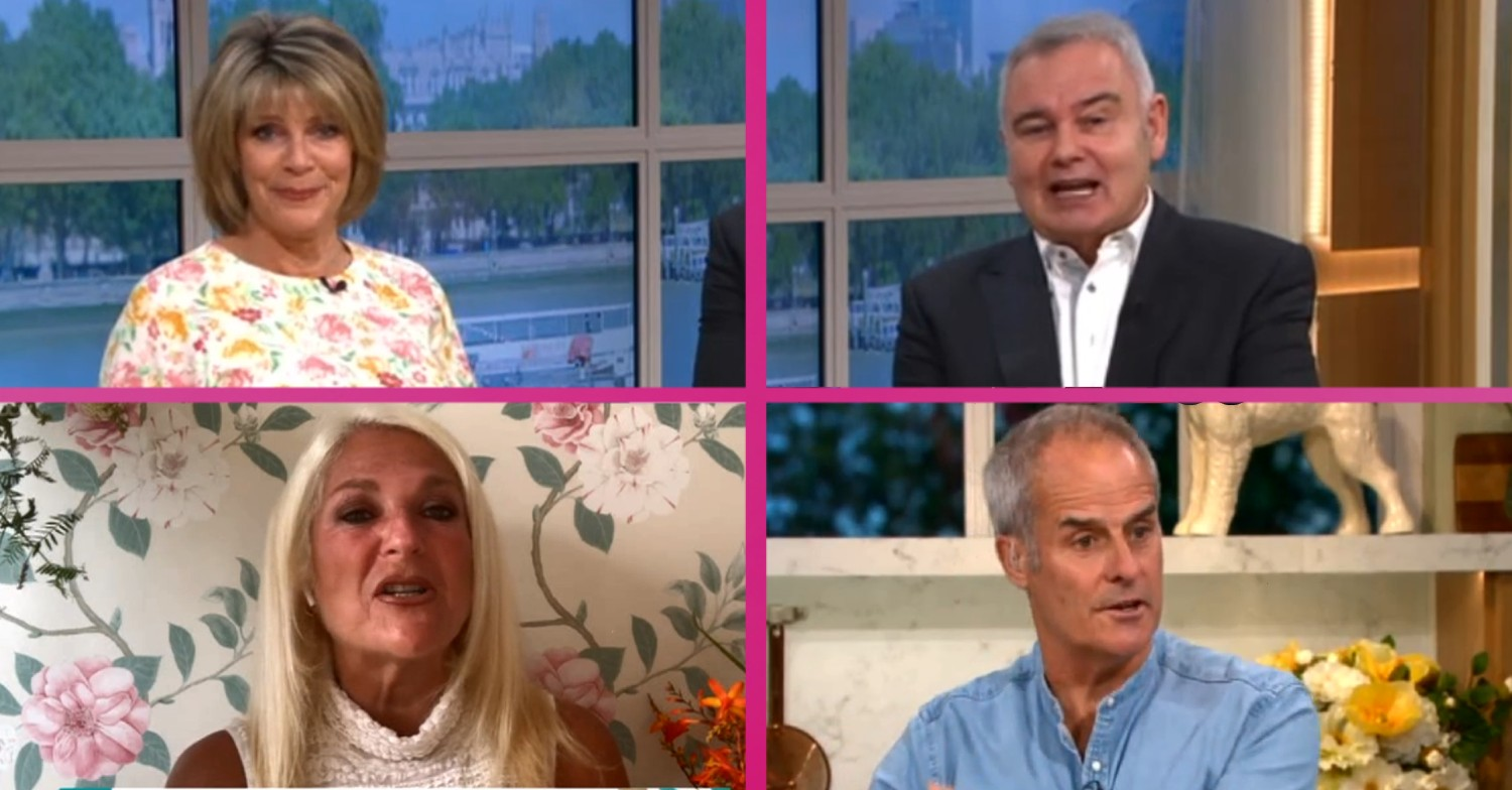 This Morning fans beg 'boring' show to get some new faces