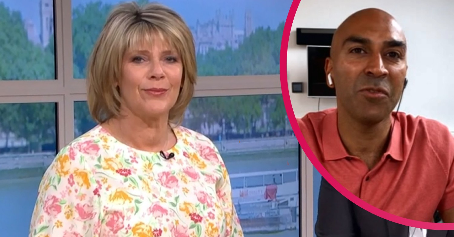 This Morning fans accuse Ruth Langsford of 'spoiling' Celebrity MasterChef result