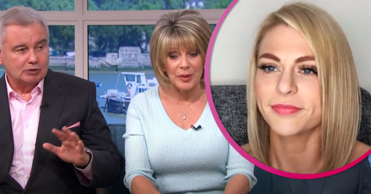 Eamonn Holmes and Ruth Langsford on This Morning - show receives complaints