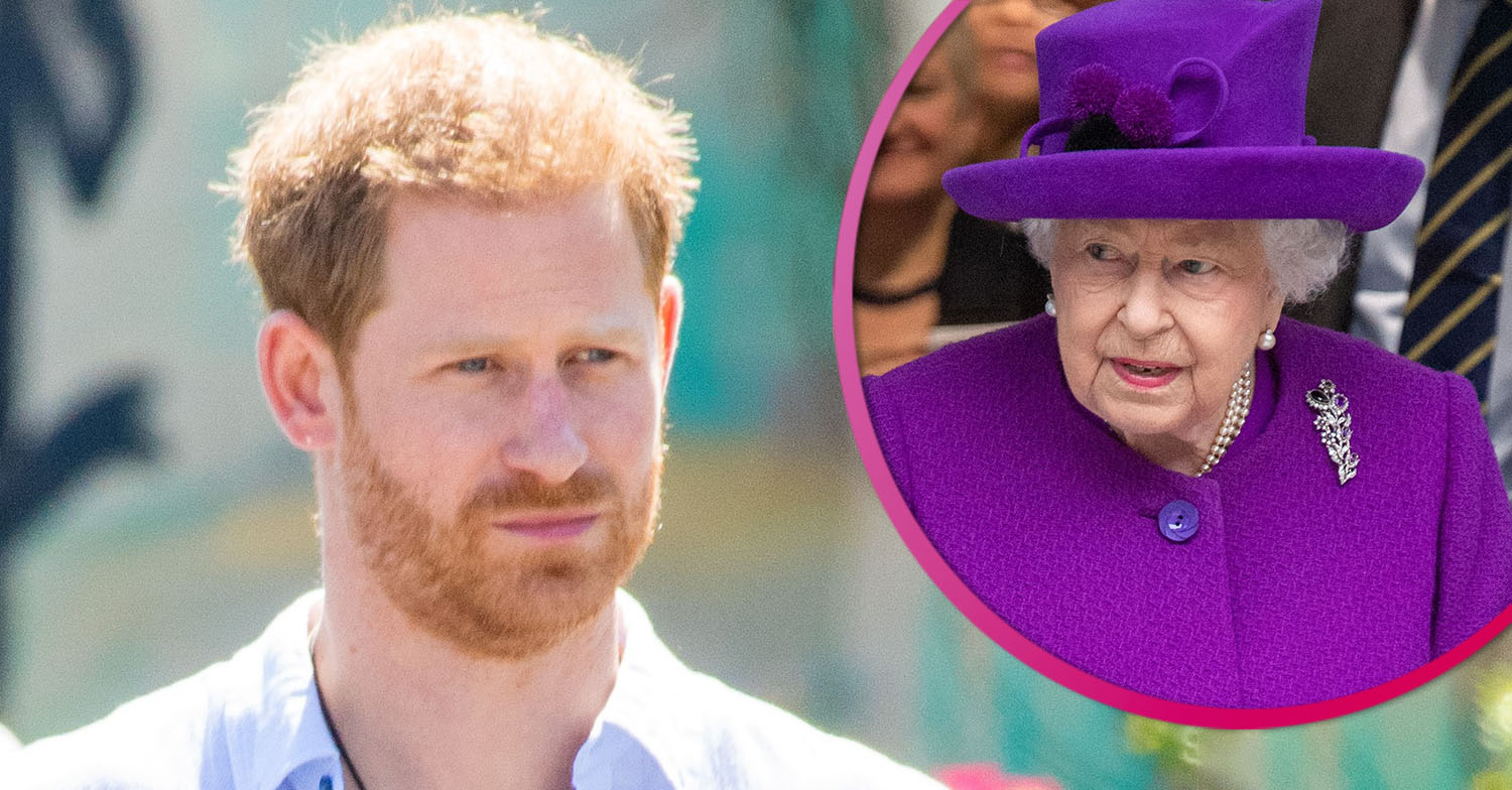 Prince Harry and the Queen 'falling out' claims slammed by royal author