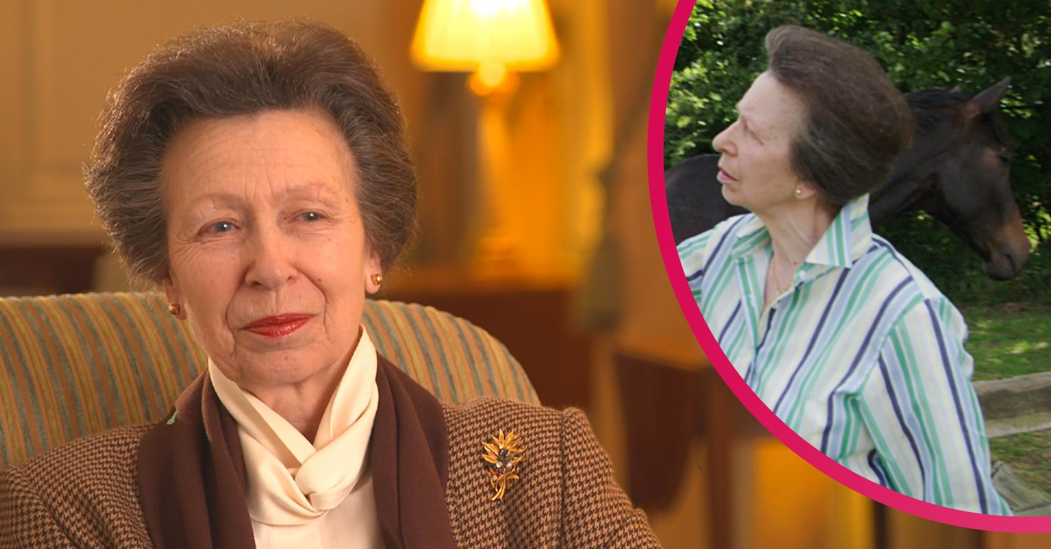 Viewers praise Princess Anne as the Royal Family thanks them for their support