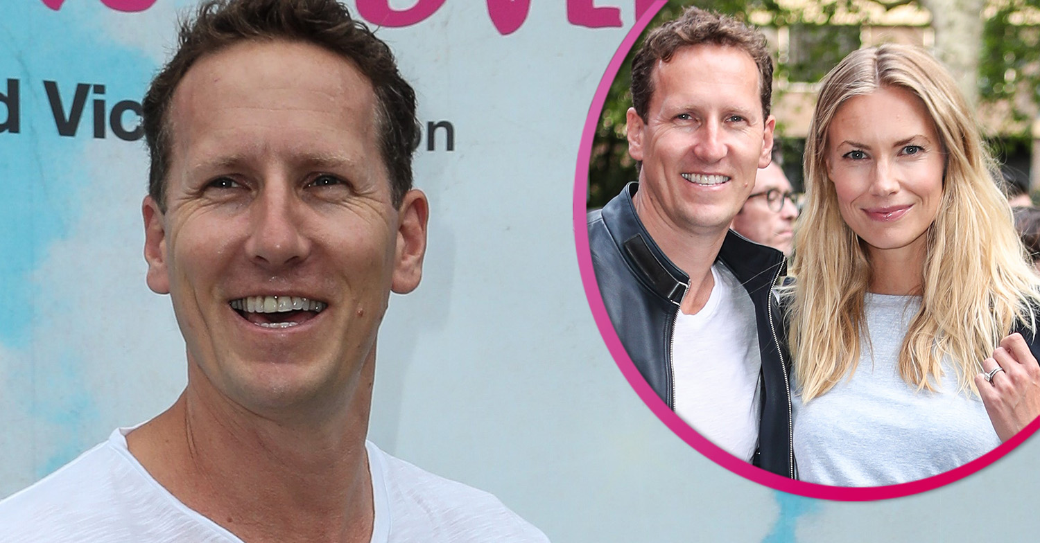 Brendan Cole shares photos from wedding anniversary trip with wife