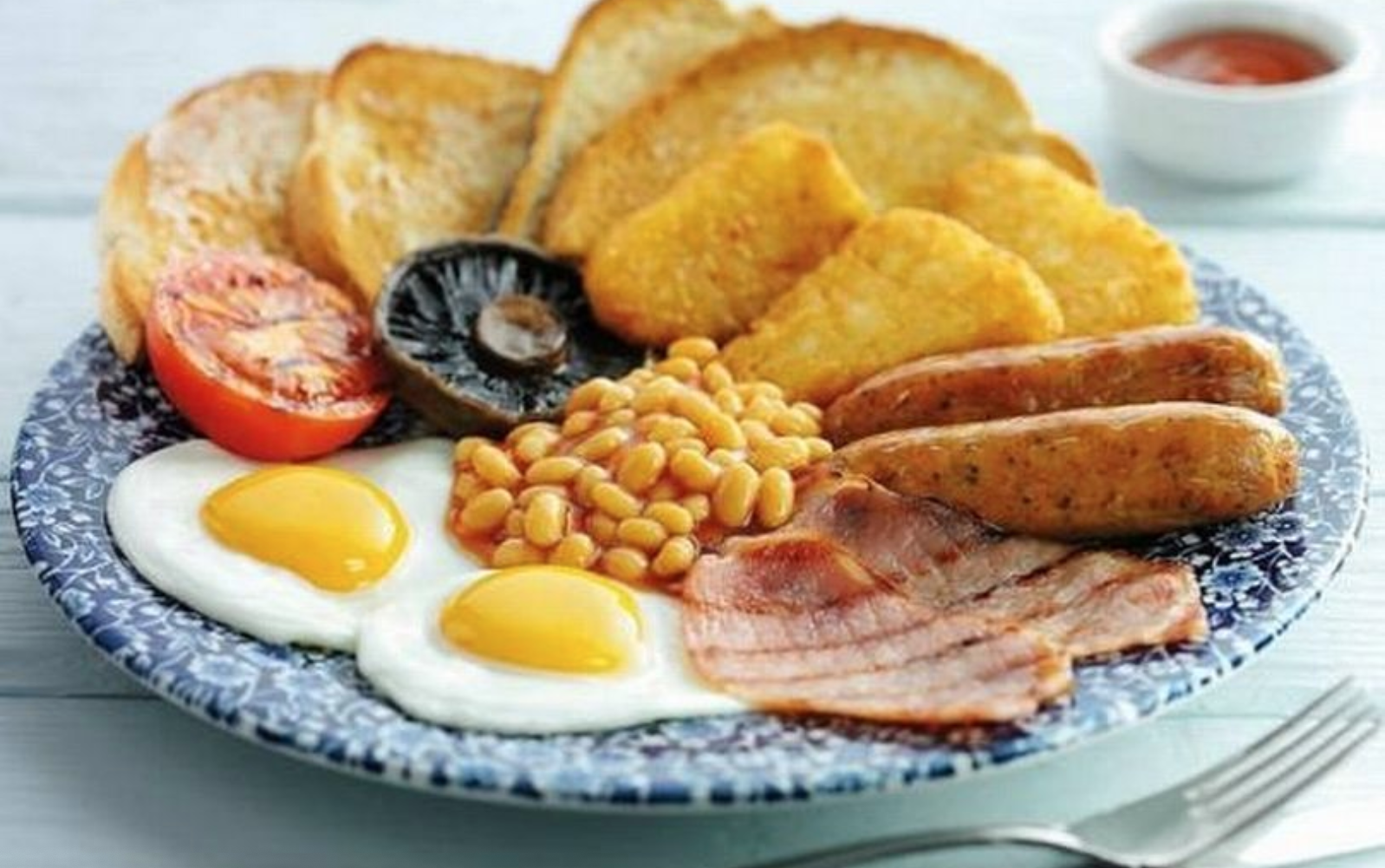 Wetherspoons breakfast half price with Eat Out to Help Out discount