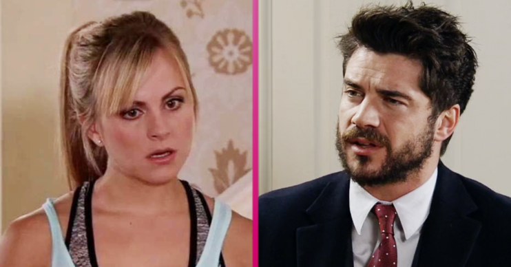 Coronation Street Tina O'Brien teases Sarah and Adam Barlow storyline