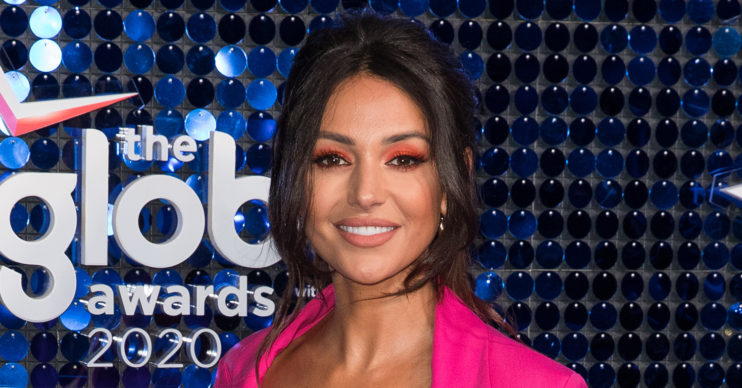 michelle keegan strictly 2020