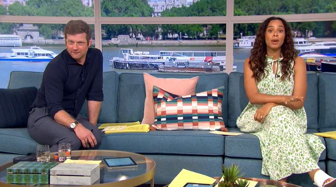 This Morning, Dermot O'Leary