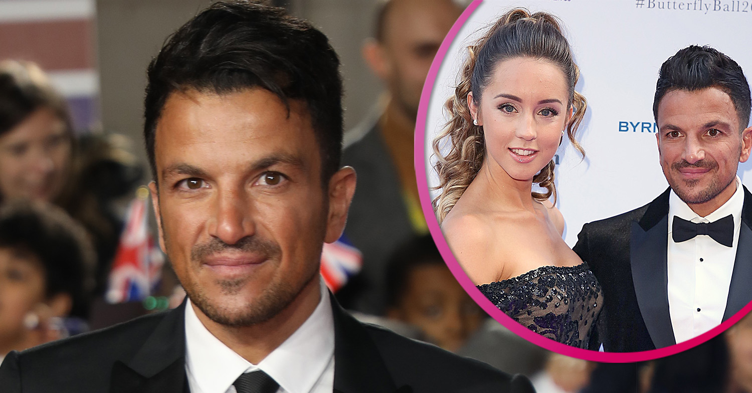 Peter Andre shares cute photo of son Theo on family holiday