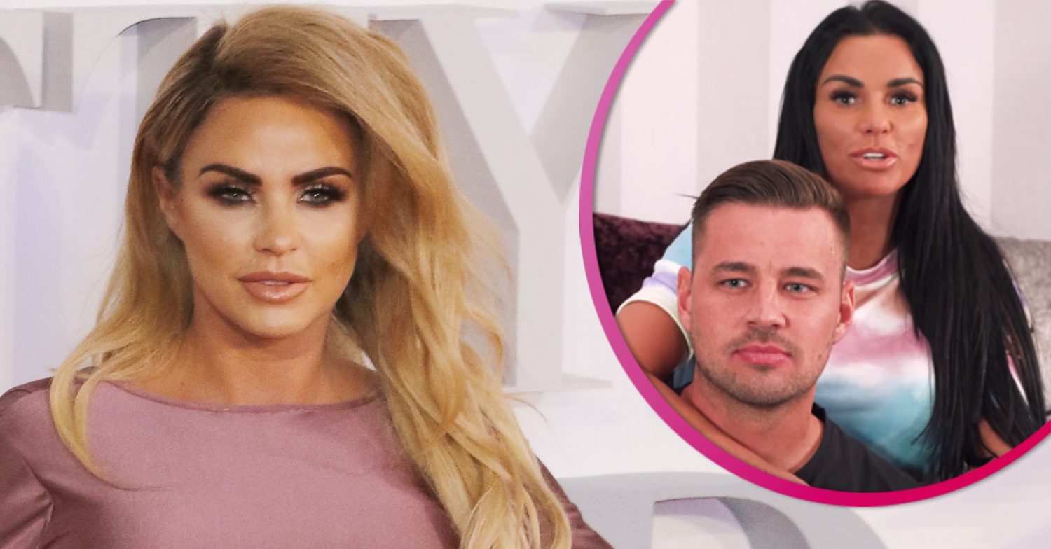 Katie Price sets up 'joint Instagram account' with boyfriend Carl Woods
