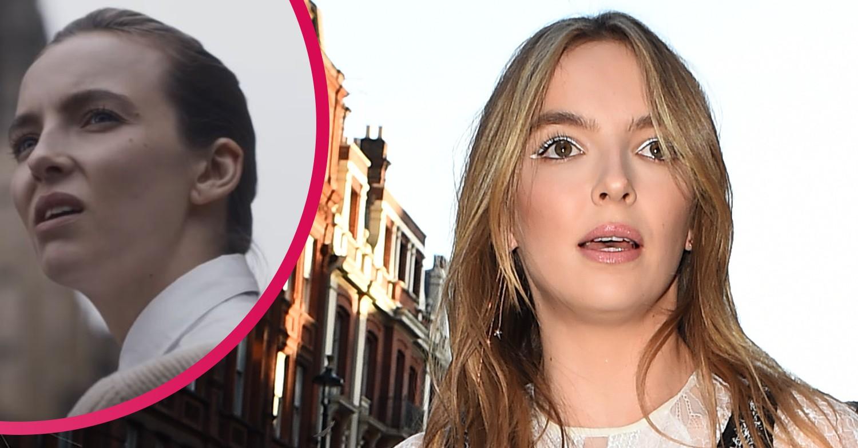 Jodie Comer stuns in BAFTAs dress as she returns to social media